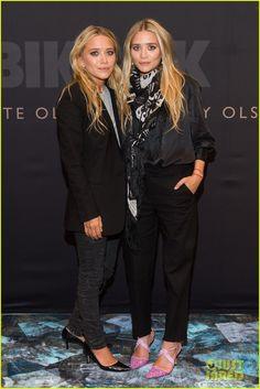 Mary-Kate & Ashley Olsen: Bik Bok Launch in Norway! | mary kate ashley olsen bik bok launch in norway 01 - Photo