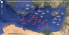 US, Russian Naval Deployment Near Syria - Update | Zero Hedge