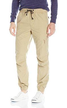 Unionbay Men's Neo Ripstop Jogger Pant, Grain, X-Large ❤ Unionbay Young Men's