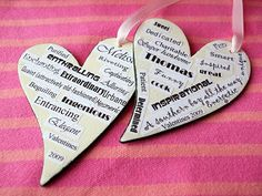 cute idea for valentine's day...could be cute to do for kids too