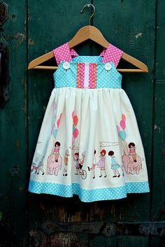 Children on Parade Dress