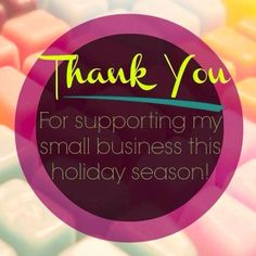 Contact me with all your Scentsy needs! Thank you for supporting my small business this holiday season.