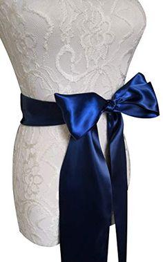 Leimandy Wide 90 Long Simple Ribbon Sash for Formal Wedding Dress Belts (Black) Formal Dresses For Weddings, Formal Wedding, Wedding Dresses, Dress Belts, Sash Belts, Wedding Sash Belt, Belted Dress, Ribbon, Amazon