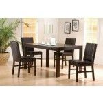 Coaster Furniture - Woodside Dining 5 Piece Set - C100961  SPECIAL PRICE: $498.99