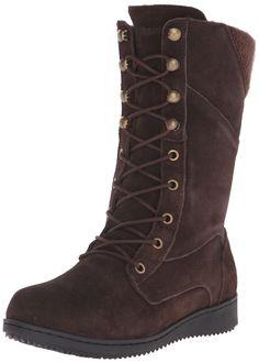Northside Women's Cece Insulated Fashion Boot, Dark Brown, 10 M US