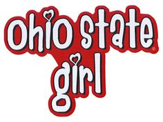 Ohio State Girl