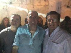 Viernes primera sección del Radicalismo pte Jorge Rivolta participo también el Ministro de Seguridad Pedro Brallard Poccard