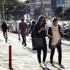 Girls of tehran !