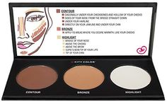 Contour Powder Make-up Kit - GoGetGlam  - 1