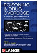 ISBN:978-0-07-166833-0 Titulo: Poisoning & Drug Overdose, 6e http://accessmedicine.mhmedical.com/book.aspx?bookid=391
