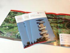 Guide touristique pour Jura bernois Tourisme Graphic Design Print, Graphic Prints, Guide, Editorial, Cover, Books, Tourism, Law School, Libros