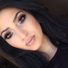 Marianabear | Websta MAC Lipliner - Stripdown MAC lipstick - Blankety & @motivescosmetics Lipgloss - Amazing