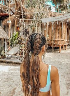 The Ultimate Girls' Guide to Tulum The Ultimate Girls' Guide to T. The Ultimate Girls' Guide to Tulum The Ultimate Girls' Guide to Tulum – Tripping with my Bff Pretty Hairstyles, Easy Hairstyles, Hairstyles Videos, Beach Hairstyles For Long Hair, Perfect Hairstyle, Wedding Hairstyles, Hairstyle Short, Natural Hairstyles, Travel Hairstyles
