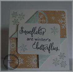 So Suzy Stamps: Snowflakes