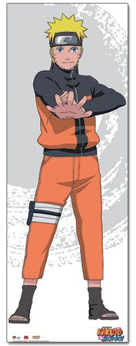 Poster (tapestry) made by NARUTO