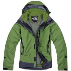 """Womens The North Face 3 In 1 Jacket Army Green Do You """"Crave Adventure""""? Follow Us On Instagram @Craventure"""