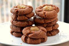 German Chocolate Cake Cookies -