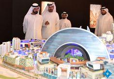 ONE: DubaiHolding construirá la primera ciudad con temperatura controlable