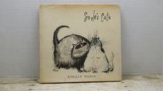 Searle's Cats 1968 Ronald Searle Vintage by RandomGoodsBookRoom