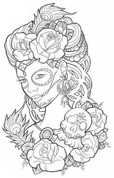 Mandala Skull Coloring Pages. 30 Mandala Skull Coloring Pages. Skull Coloring Pages, Halloween Coloring Pages, Printable Adult Coloring Pages, Mandala Coloring Pages, Colouring Pages, Coloring Books, Drawings, Painting, Tattoos