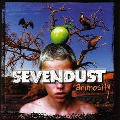 Sevendust-Animosity. Such a great band and one of my favorite bands. What makes them even better and more unique is their drummer Morgan Rose who also adds some badass screaming vox.