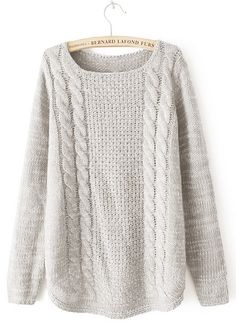 Isabella Sweater - White