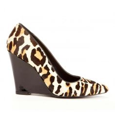 Kelly pointed wedge - Leopard
