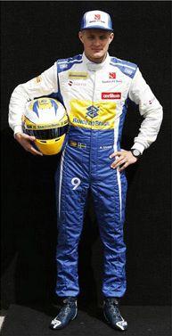 Marcus Ericsson 2015