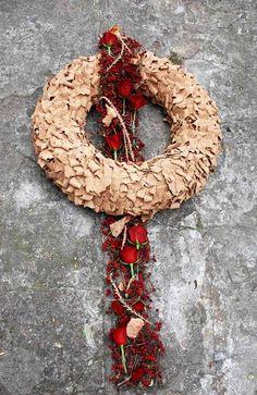 #Wreath • Design:  Akademia Marioli Miklaszewskiej, Joanna Kucharska