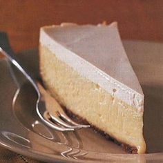 No cheesecake roundup would be complete without this one, created by Santa Fe's Three Cities of Spain coffeehouse (which closed in the mid-1970s) and our absolute favorite in the creamy category.