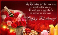 Birthday Wishes Quote 2. Birthday wishes quotes on PictureQuotes.com.