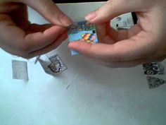 How To Make MIniature Dollhouse Coloring Books (Great For Holidays!!)