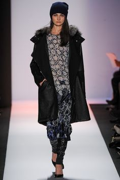 BCBG Max Azria Fall 2013 Ready-to-Wear Fashion Show - Antonina Vasylchenko