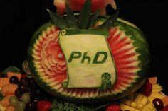 647-271-7971 Edible Gifts, Watermelon, Graduation, Fruit, Cake, Desserts, Food, Pie Cake, Meal