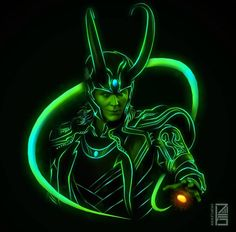 Aniket Jatav Marvel Neon Loki and the Mind Stone Marvel Comics, Marvel Heroes, Marvel Characters, Marvel Avengers, Marvel Universe, Mind Stone, Marvel Infinity, Infinity War, Online Comics