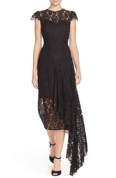 Milly Floral Lace Mermaid Gown available at #Nordstrom