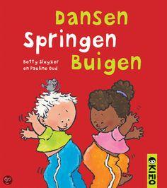 Dansen Springen Buigen Kids Talent, Wolf, Dance The Night Away, Aerobics, Education, Comics, Disney Characters, Sports, Books