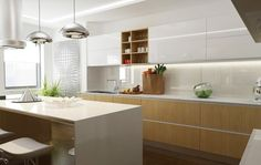 Imagine similară Home Kitchens, My House, Interior Design, The Originals, Tips, Table, Furniture, Exterior, Home Decor