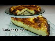Receta de Tarta de Queso al Horno Deliciosa y muy fácil de hacer.