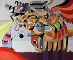 Amazing Brazilian art
