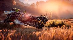 What If Planet Earth Did Horizon Zero Dawn? 'David Attenborough' follows a young hunter as she tries to pull the metal guts out of a robot alligator. Wait what? February 28 2017 at 01:00PM https://www.youtube.com/user/ScottDogGaming