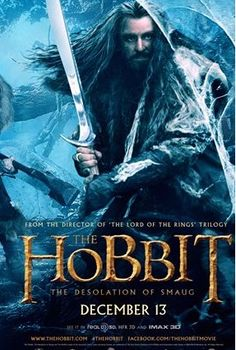 Thorin from the banner for the new trailer for The Hobbit: The Desolation of Smaug, which will be unveiled tomorrow (Tuesday, October 1st) at 6am PT / 9am ET!