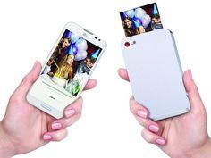 LG Pocket Photo PD223 – портативный фотопринтер для удобной печати снимков