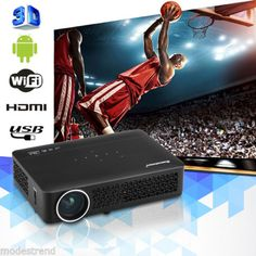 3d dlp 800wm projector android 4.4 wireless wifi #1080p hdmi home #cinema #theate,  View more on the LINK: 	http://www.zeppy.io/product/gb/2/272381904653/