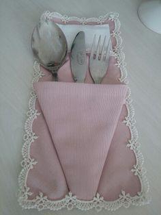 Masanıza şıklık katmak için hazırlanan kaşıklık takımı