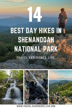 Best Day #Hikes in Shenandoah National Park, Virginia #shimonfly