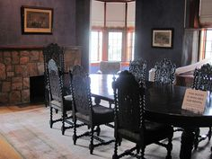 they rent this room out Conference Room, Dining Chairs, Castle, Furniture, Home Decor, Dining Chair, Meeting Rooms, Interior Design, Home Interior Design