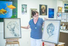Now offered: after-school art encounters for children - w/photos #VeroBeach