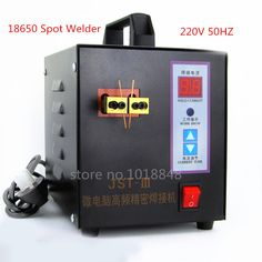 220v Updated version of welding high-power welder battery spot welder microcomputer control points with gifts #Affiliate