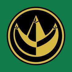 Power Rangers T Shirt, Go Go Power Rangers, Powe Rangers, Power Ranger Birthday, Coin Logo, Birthday Tattoo, Green Ranger, Coin Design, Cricut Craft Room